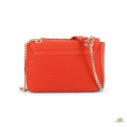 Orange Crossbody Bag