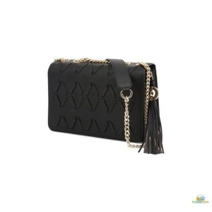 crossbody purse black